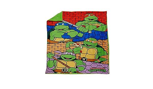 Teeange Mutant Ninja Turtles Visón Manta y Sherpa Reverse ...