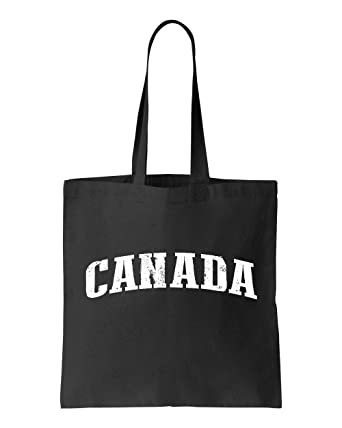 Ugo What To Do in Canada Vancouver Niagara Falls Travel Deals Canadian Map Tote Handbags Bags