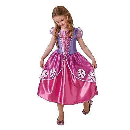 Rubies s 620688 M oficial de Disney Sofía la Primera niña niño disfraz vestido (Medium)