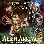 Alien Arrivals: The Galactic Mage Series, Book 4 | John Daulton