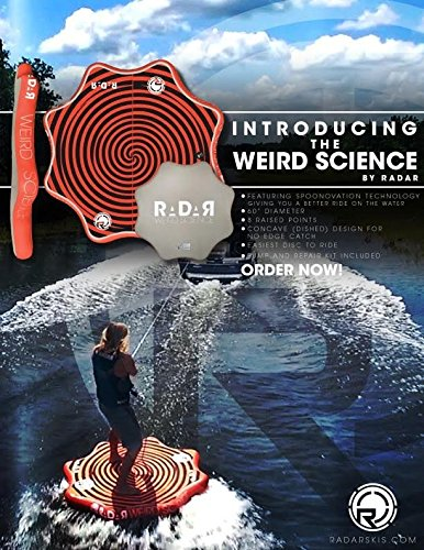 Radar Weird Science (2016) Inflatable Awesomeness by Radar
