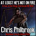 At Least He's Not on Fire: A Tour of the Things That Escape My Head Audiobook by Chris Philbrook Narrated by James Foster