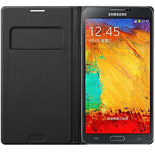 B - black - Protective cover for Galaxy note 3 ()