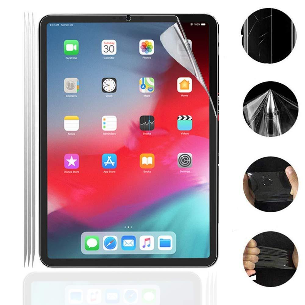 Maxku Proteggi Schermo, Pellicola Proteggi Schermo 4H HD Ultra Clear ad Alta Risposta per iPad PRO 11 inch 2018 Maxku.IT