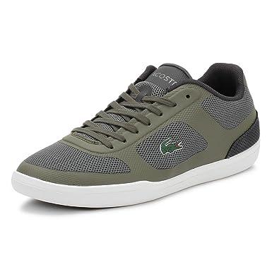 L.12.12 317 3 - Chaussures De Sport Pour Les Hommes / Lacoste Bleu WdbxP