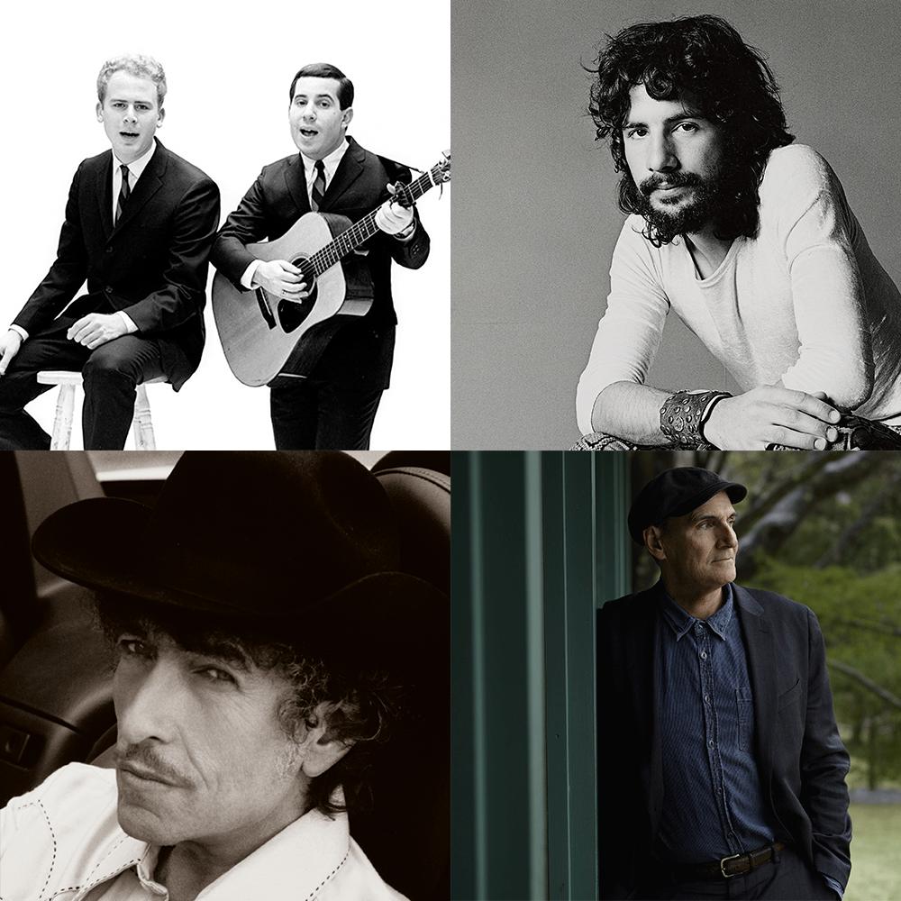 Classic Folk & Singer-Songwriters