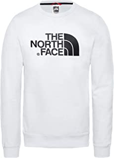4b4d08778a The North Face Drew Peak Crew Pull Homme: The North Face: Amazon.fr ...