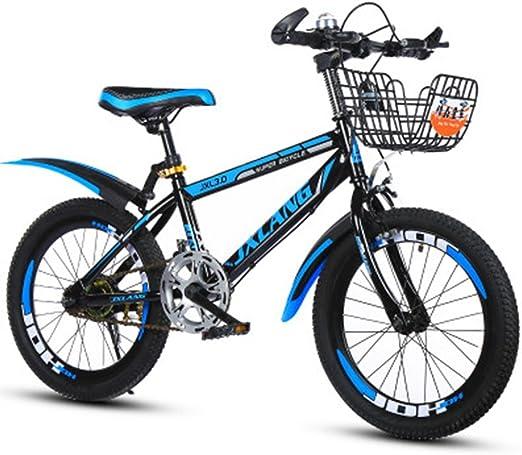 Xi Man Shop Bicicleta para niños Bicicleta de montaña Bicicleta de ...