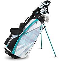 Strata Golf- Ladies Ultimate 16piezas de juego completo con bolsa