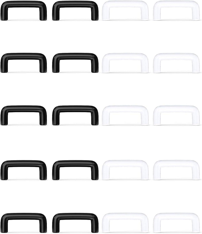 Amazon Com Ftovosyo 20pcs 14g Clear Bioflex Septum Rings