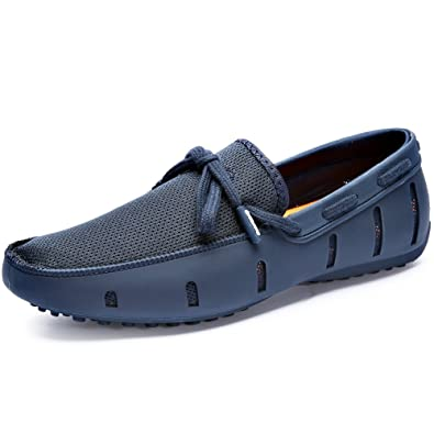 Adadila Mens Fashion Casual Boat Shoes Breathable Slip on Shoes  B071QZ6H78