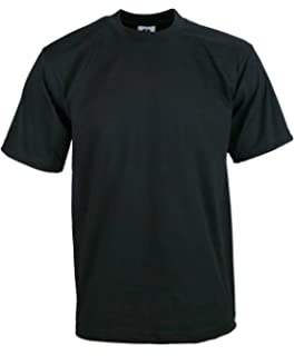 e269779f Pro Club Men's Heavyweight Cotton Short Sleeve Crew Neck T-Shirt ...