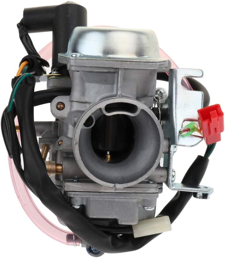 SDENSHI Electric Carburetor PD30J Carb For CF250cc ATV Go Kart Moped Scooter