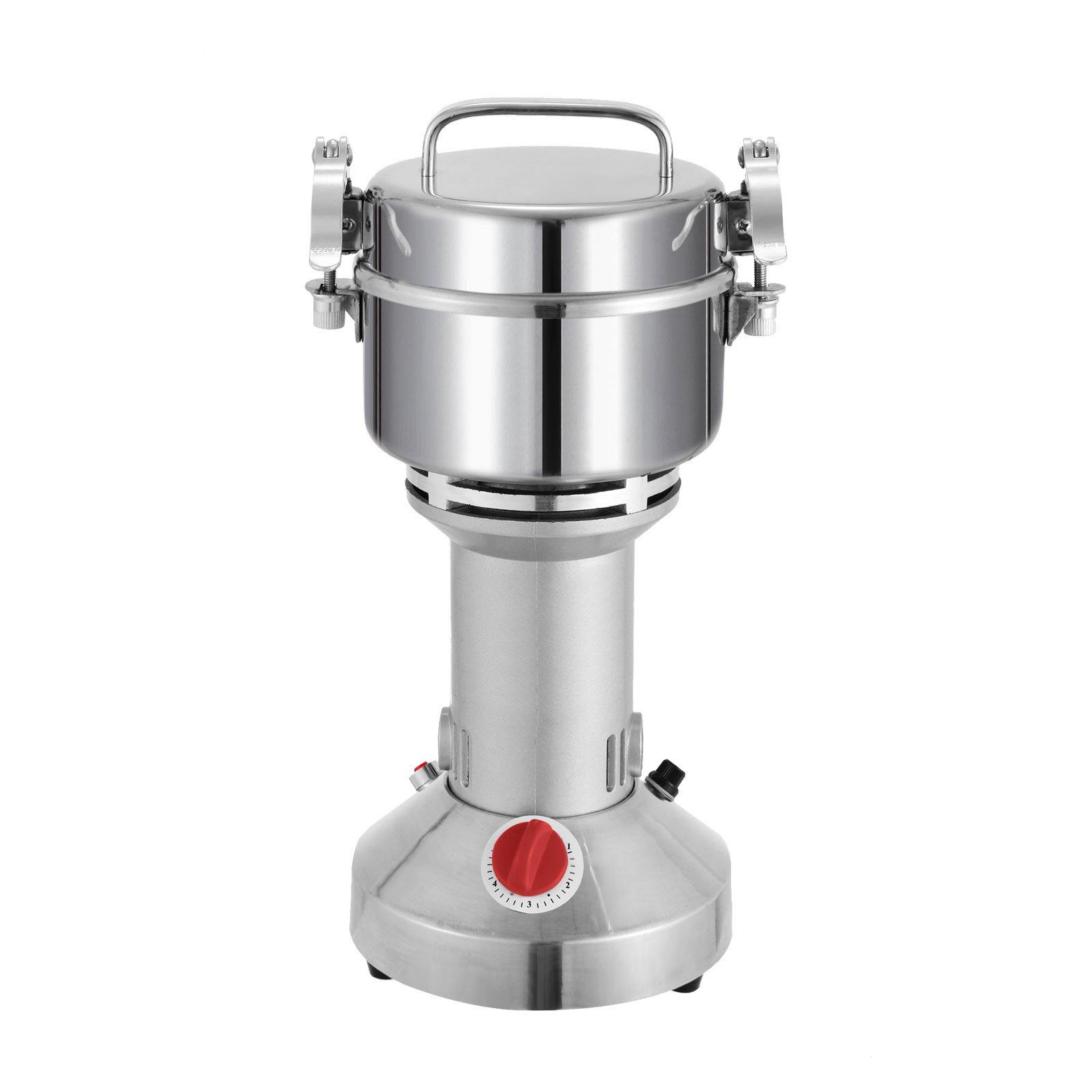 Mophorn Electric Grain Grinder 350g High Speed Pulverizer
