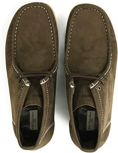 Will's Vegan Shoes Mens Moccasin Boots