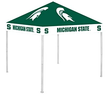 Michigan State Spartans Canopy Tent  sc 1 st  Amazon.com : michigan canopy tent - memphite.com