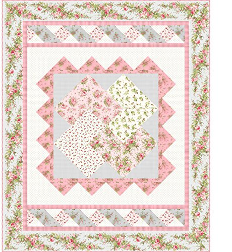 Jennifer Bosworth Heather All About Harmony Quilt Kit Maywood Studio