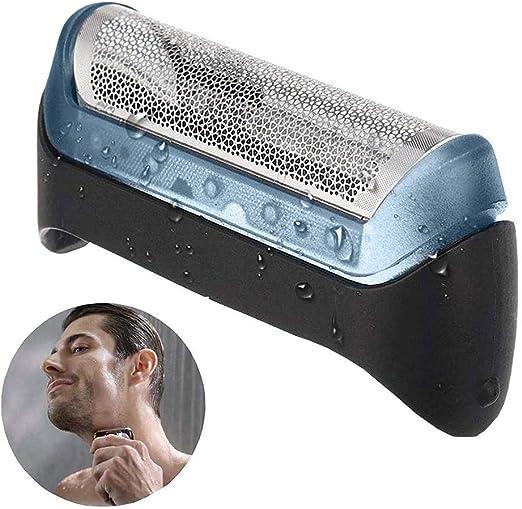 ranninao Cuchilla de Repuesto para afeitadora, Braun 10B / 20B para Piezas de Repuesto para Auriculares de afeitadora Serie 1000/2000 10B Braun190 1735 1775 5728 5729 170S: Amazon.es: Hogar