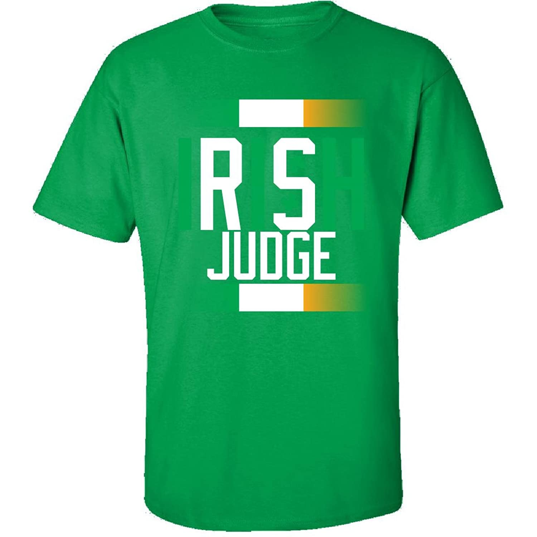 Irish Judge Beautiful St Patrick Day Gift For Judge - Adult Shirt