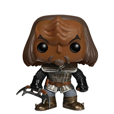 Funko POP TV: Star Trek The Next Generation - Klingon Action Figure: Funko Pop! Television:: Toys & Games