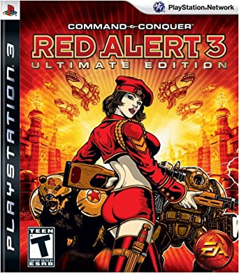 Command & Conquer Red Alert 3 [PlayStation 3] (japan import