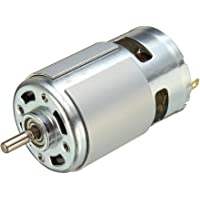 KKmoon 3500-9000RPM Motor Ball Bearing Large Torque High Power Low Noise DC Motor Accessories Electrical Supply
