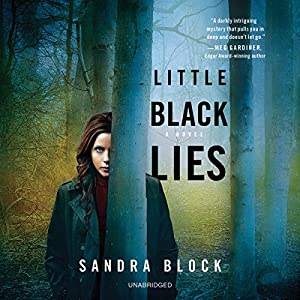 Little Black Lies Audiobook