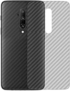 Carbon Fiber Sticker Film Transparent Protect Back for OnePlus 7T Pro