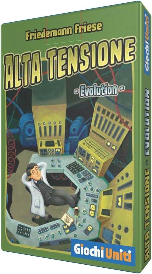 Giochi Uniti - Alta tensión Evolución: Amazon.es: Juguetes y juegos