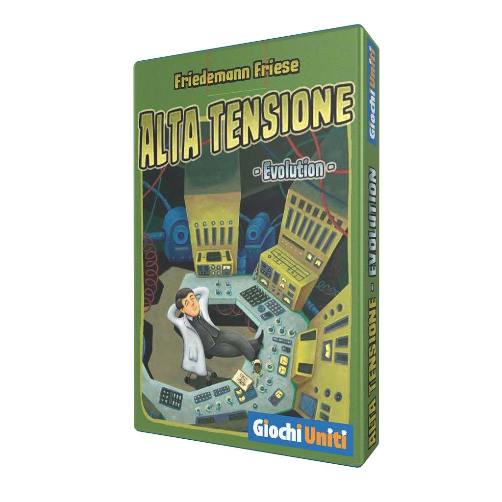 Giochi Uniti gu609 - Alta Tensión Evolution: Amazon.es: Juguetes y ...