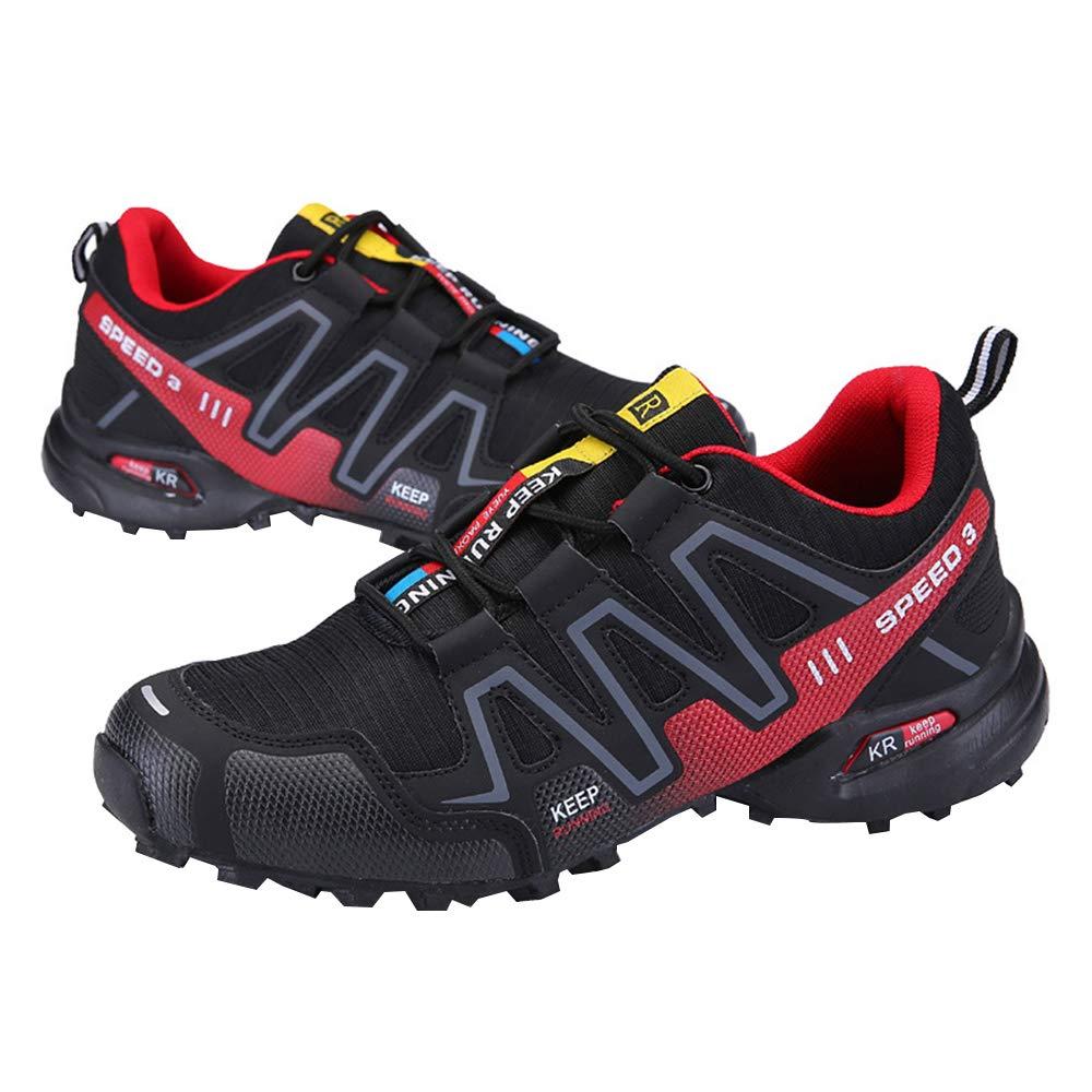 Shoes Zapatillas de Bicicleta de montaña, Zapatos Casuales Transpirable Bicicleta Bloqueo de Carretera Spinning Zapatos Deportivos al Aire Libre, ...