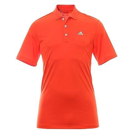 adidas Performance LC Camiseta Polo de Manga Corta de Golf, Hombre ...