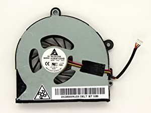 iiFix New Replacement CPU Cooling Fan For Toshiba Satellite P755-S5381 P755-S5382 P755-S5383 P755-S5385 P755-S5387 P755-S5390 P755-S5391 P755-S5392 Inside