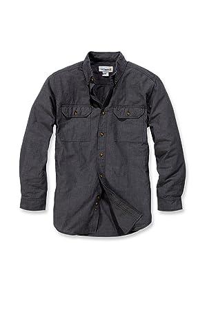 Carhartt S202 L//S Fort Solid Camisa de trabajo