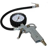 AERZETIX: Pistola inflador de neumáticos con manómetro C1999