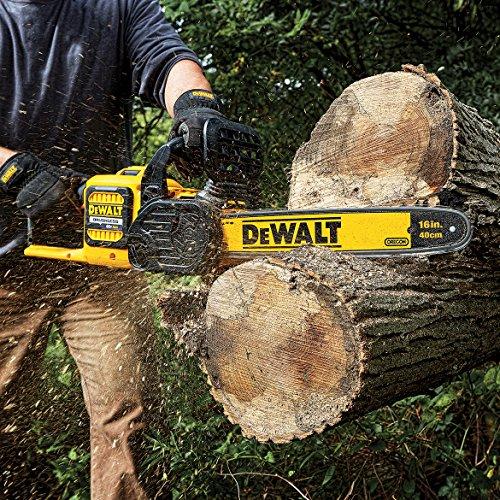 DEWALT DCCS670X1 FLEXVOLT 60V MAX Lithium-Ion Brushless 16 Cordless Chainsaw Kit (3.0AH)