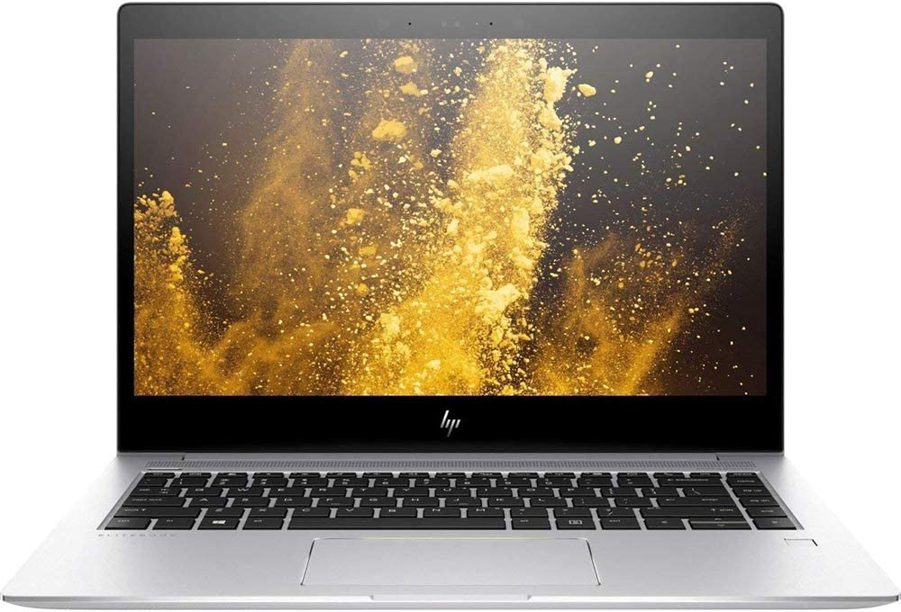 "HP 2UL94UT#ABA Elitebook 1040 G4 14"" Notebook, Windows, Intel Core I7 2.7 Ghz, 8 GB Ram, 256 GB SSD, Natural Silver/Diamond Cut Design"