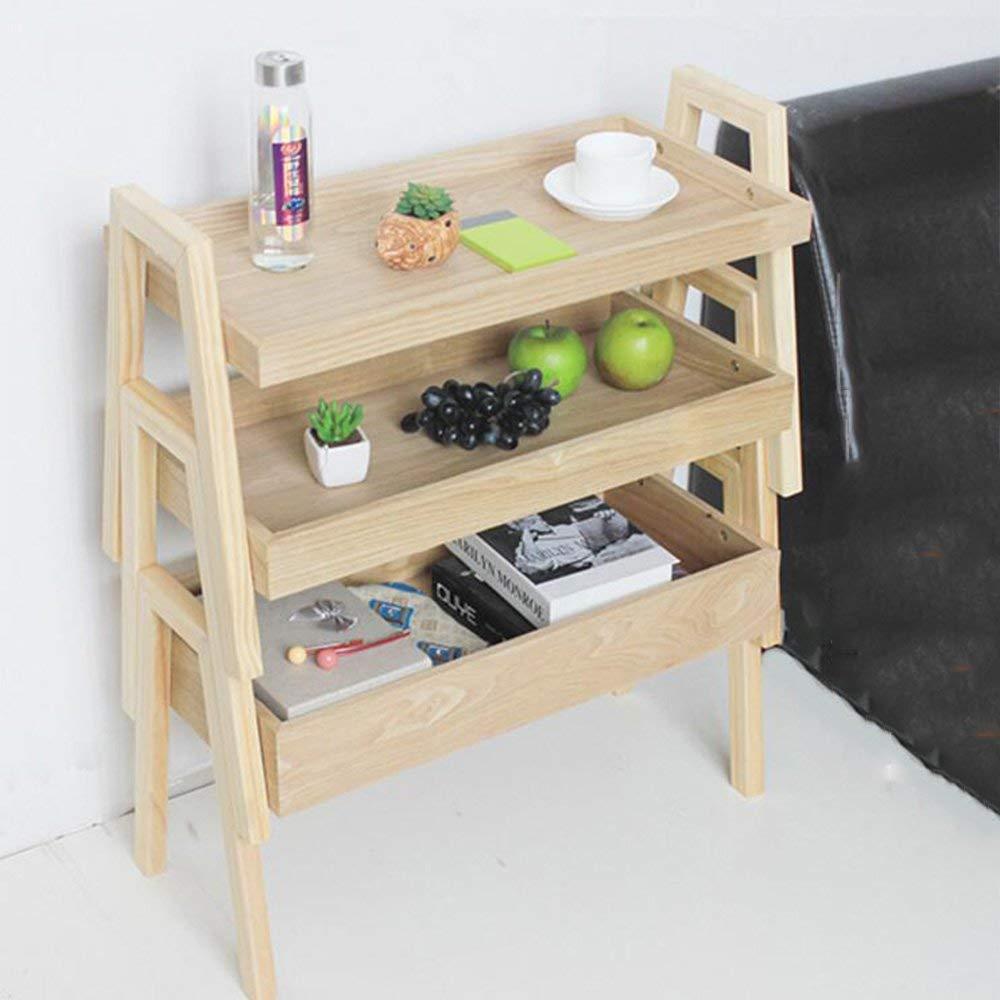 Estante Un conjunto de 3 piezas de panel a base de madera ...