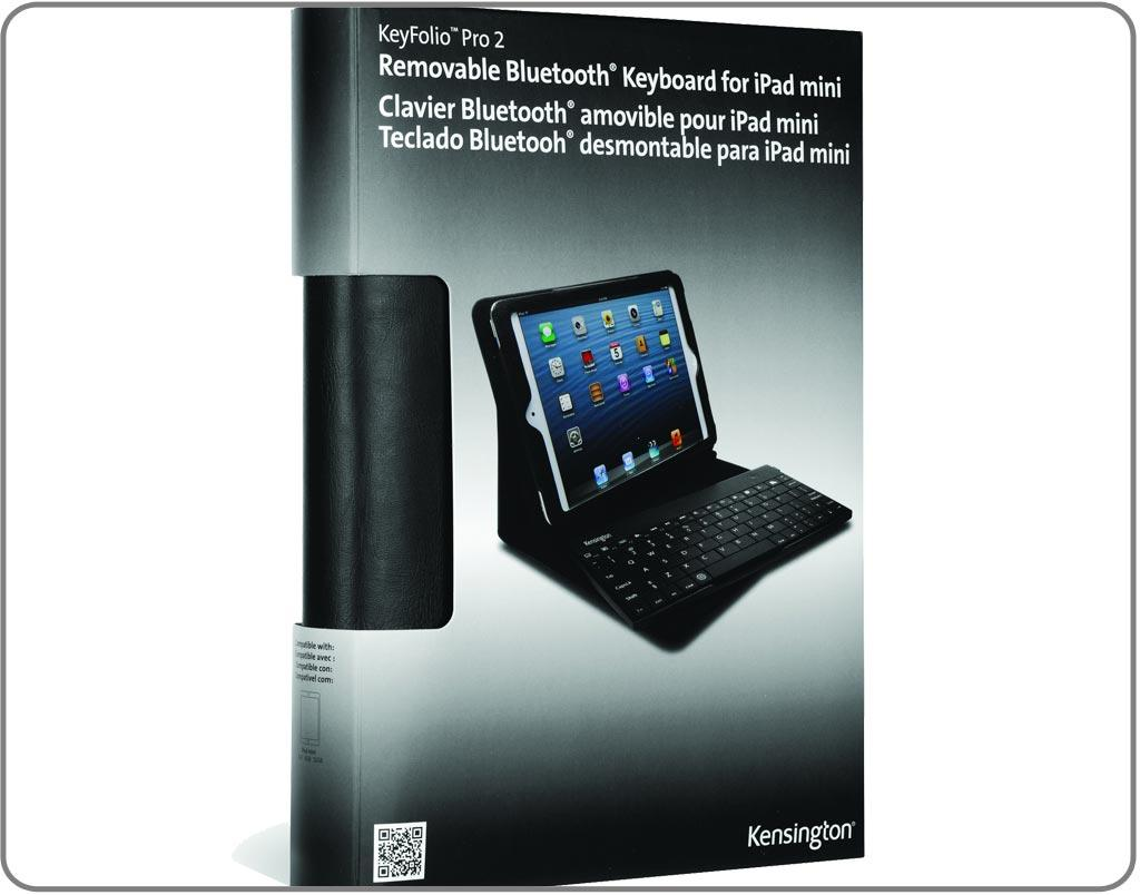 kensington ipad keyboard charging instructions