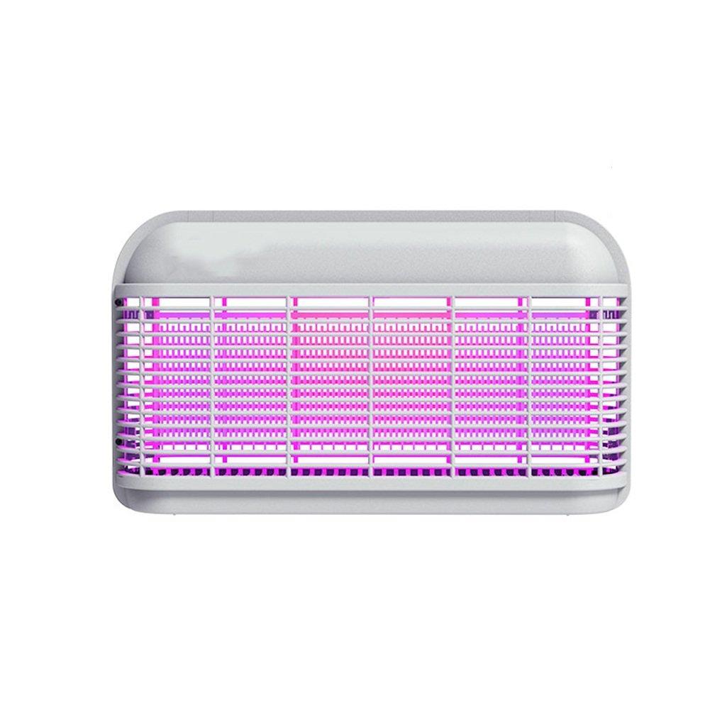 PENGFEI 蚊ランプ電撃殺虫灯 モスキートキラーランプ 害虫忌避剤 電気ショック LED 365 nmテクノロジー 屋内 スーパーマーケット レストラン キッチン 放射線を含まない、 2サイズ ベッドルームホテルカンパニー (サイズ さいず : 45x10.8x26CM(8W)) B07DDJXYKZ  45x10.8x26CM(8W)