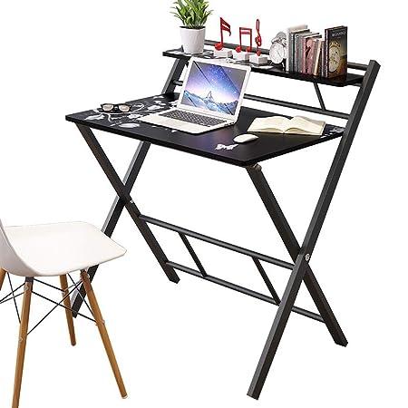 YY&L Mesa Plegable Portátil para Computadora De Escritorio, Mesa ...