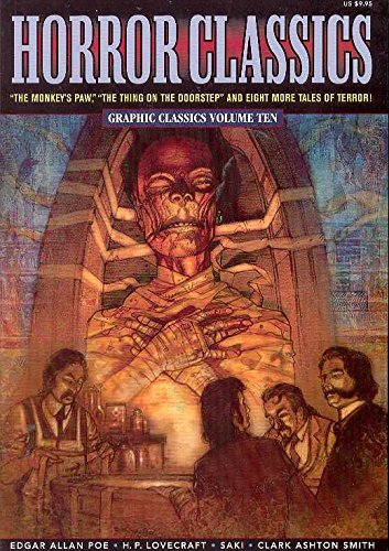 10: Horror Classics: Graphic Classics Volume Ten (Graphic Classics (Eureka))