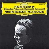 Classical Music : Chopin: 10 Mazurkas / Prelude Op. 45 / Ballade Op. 23 / Scherzo Op. 31