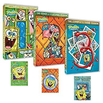 Amazon com: SpongeBob SquarePants: Seasons 1-3: Tom Kenny, Bill