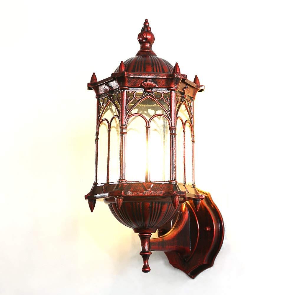 Pa Lámpara Creativa Al Lamp De Glpwall Rojo Aire jzVSMLUpGq