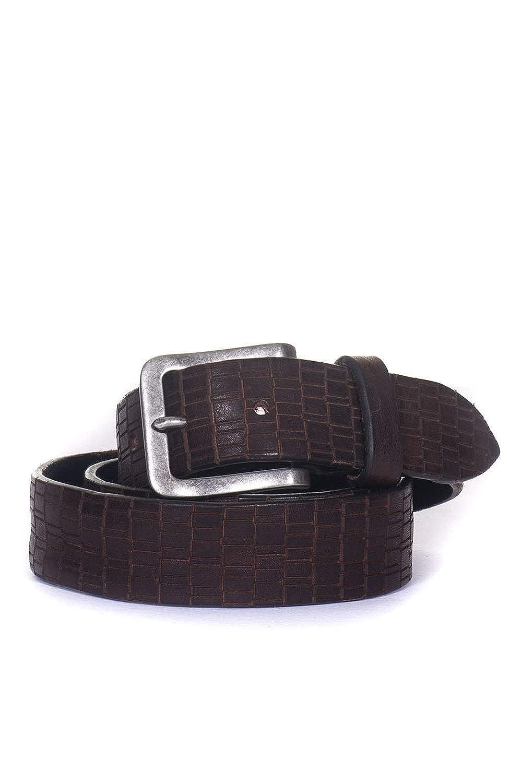 Minoronzoni 1953–ceinture en cuir pour homme