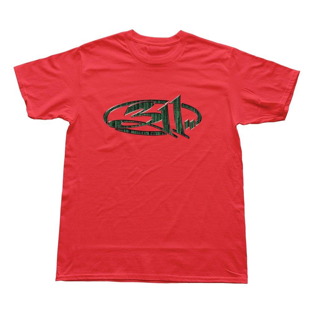 S Online Brand 311 Band Tshirt