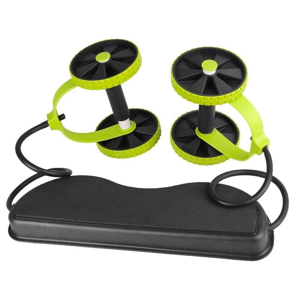 Black Revoflex Xtreme Advanced Abdominal Core Muscle Workout Home Trainer
