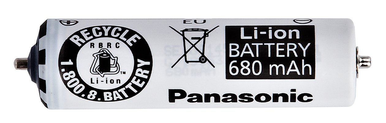 Panasonic WESLV95L2508 Rechargeable Battery for ER-GP80 Trimmer