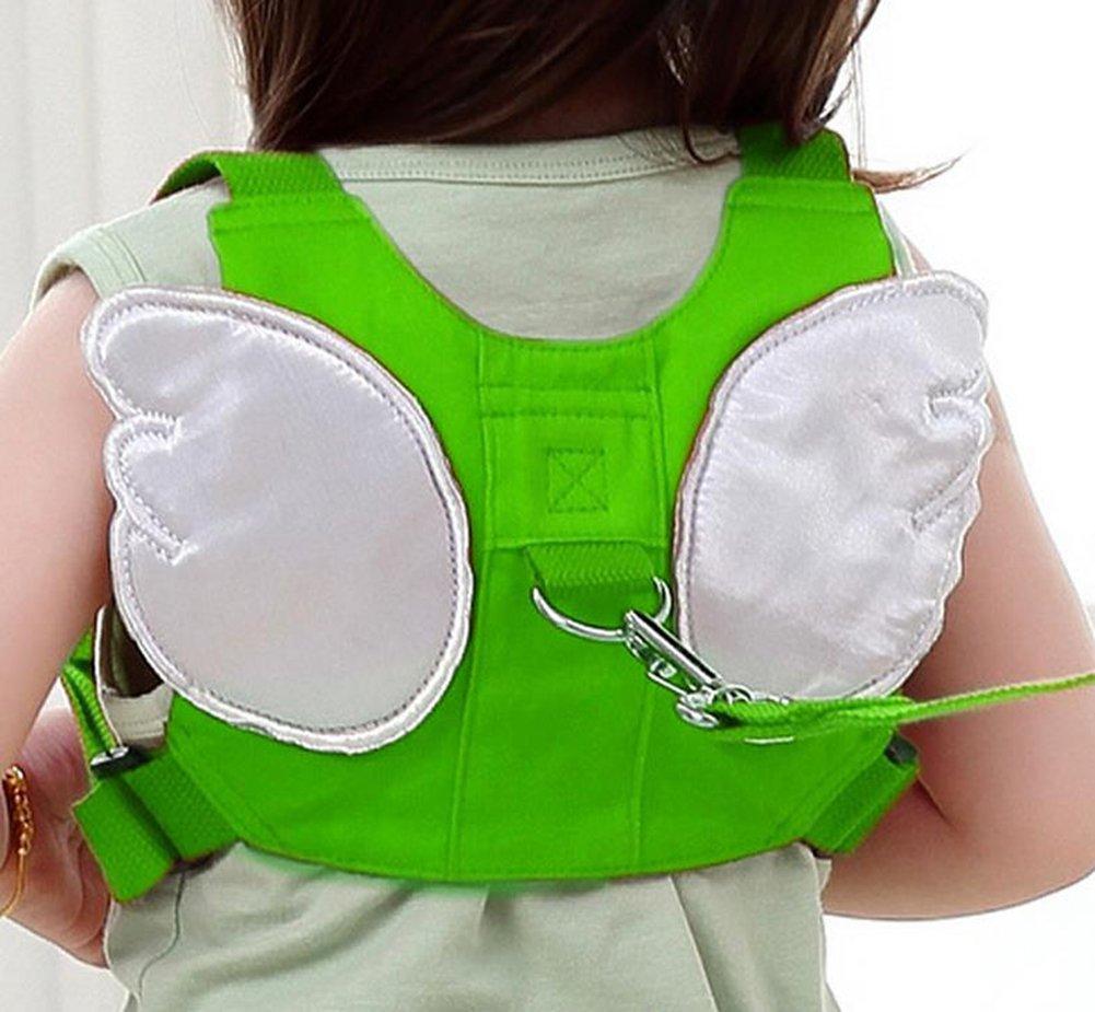 LAAT Portable Sommer L/üftung Baby Anti-verloren Rucksack Walking Sicherheitsgurt Rucksack Traktion Seil Kinder Handtasche Dual Use Baby Kleinkind Sicherheit Harness Reins Bag Rucksack